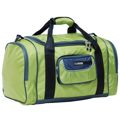 "CalPak Carbon 22"" Travel Duffel"