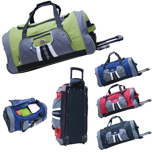 "CalPak Hollywood 31"" 2-Wheeled Travel Duffel"