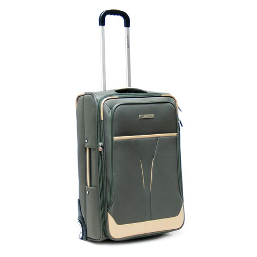 "CalPak Kensington 25"" Suitcase in Khaki"