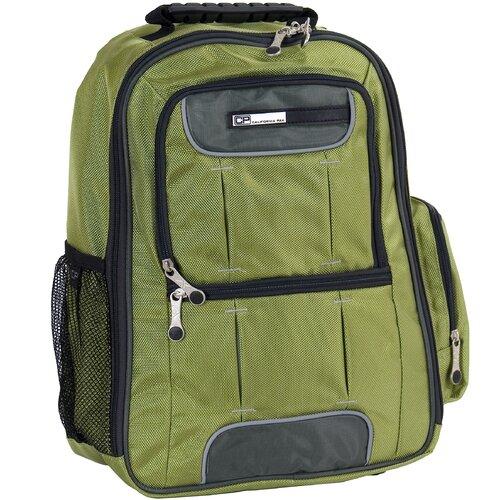 CalPak Armor Orbit Deluxe Laptop Backpack