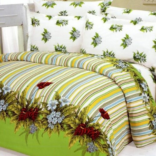 Doga 6 Piece Duvet Cover Bedding Set