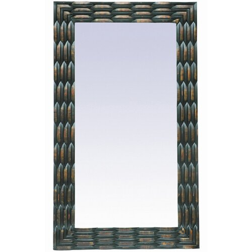 Weave Design Traditional Wall Mirror