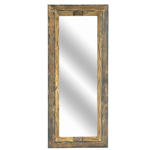 Wavy Rectangular Mirror