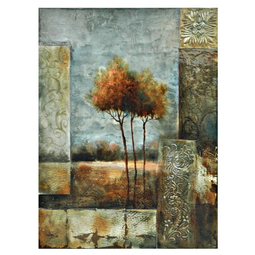 Crestview Collection Sienna Painting Print