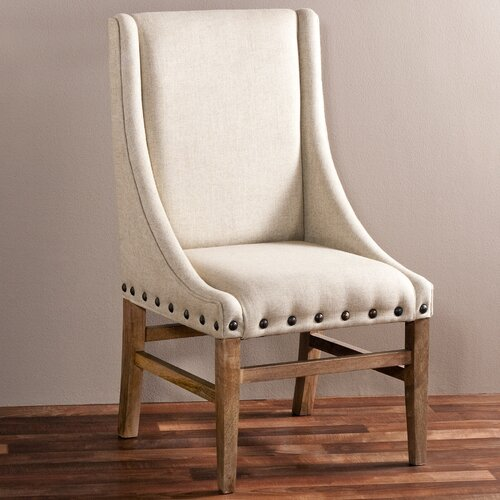 London Linen Chair
