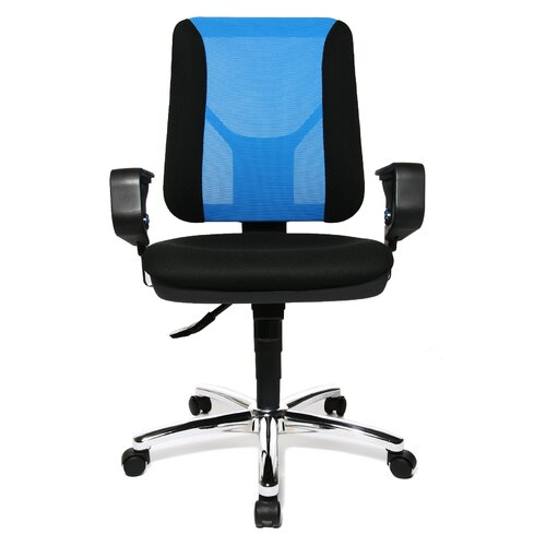 Topstar High-Back Mesh Task Chair