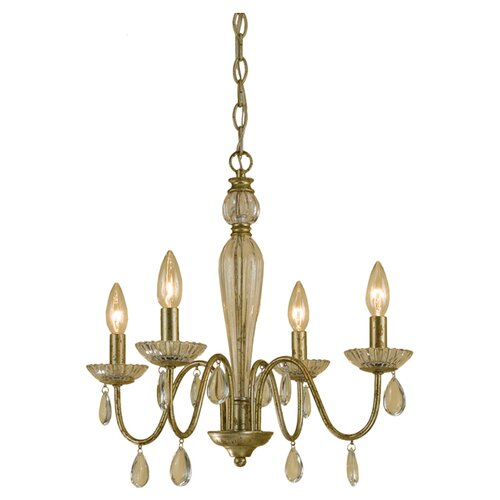Judy 4 Light Mini Chandelier