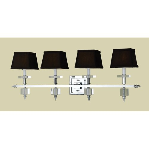 AF Lighting Cluny 4 Light Wall Sconce