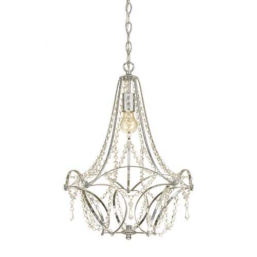 AF Lighting Castile 1 Light Mini Chandelier