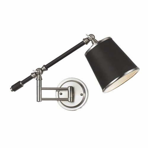 AF Lighting Candice Olson Scope Swing Arm Wall Sconce