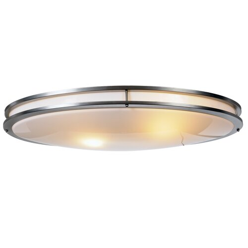 Monument 2 Light Flush Mount