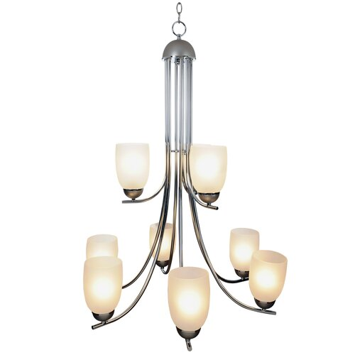 Essen 9 Light Pendant