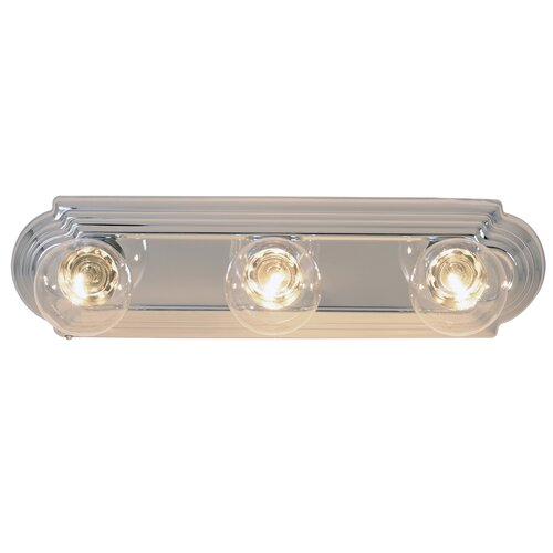 AF Lighting 3 Light Bath Bar
