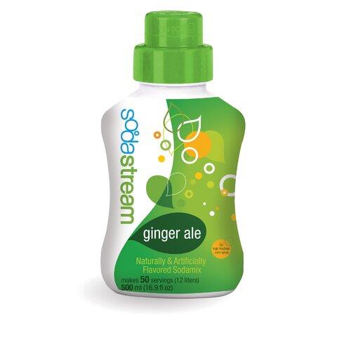 SodaStream Ginger Ale SodaMix