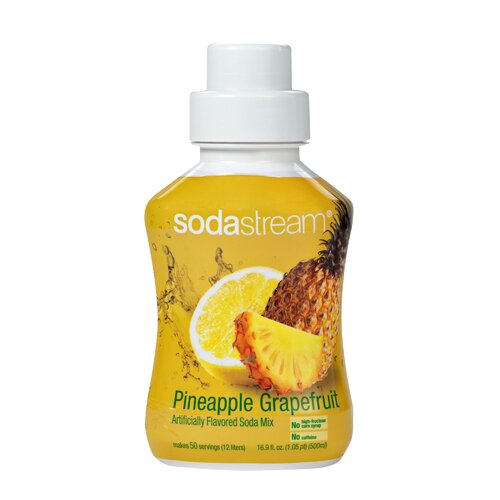 SodaStream Pineapple Grapefruit Soda Mix