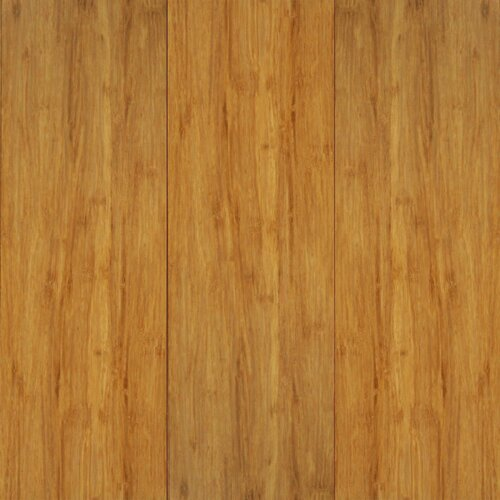 """US Floors Natural Bamboo Exotiques 5-5/8"""" Engineered Strand Woven Bamboo Flooring in Natural"""