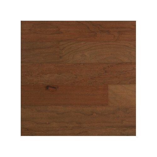 "Columbia Flooring Amelia 5"" Engineered Cherry Flooring in Spice"