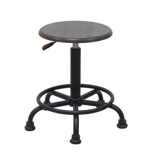 Studio Designs Retro Height Adjustable Stool
