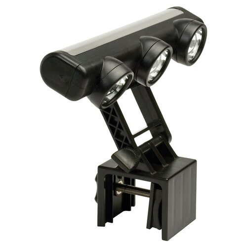 Charcoal Companion Steven Raichlen 3-Head Led Grill Light