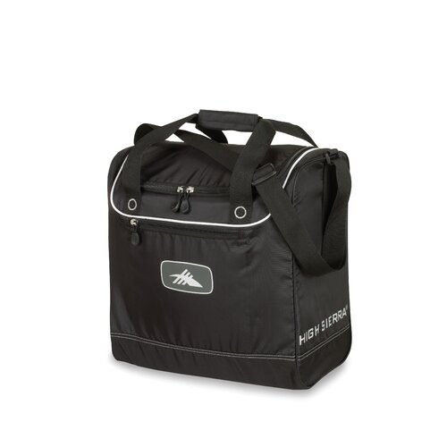 High Sierra Ski & Snowboard Boot Bag in Black