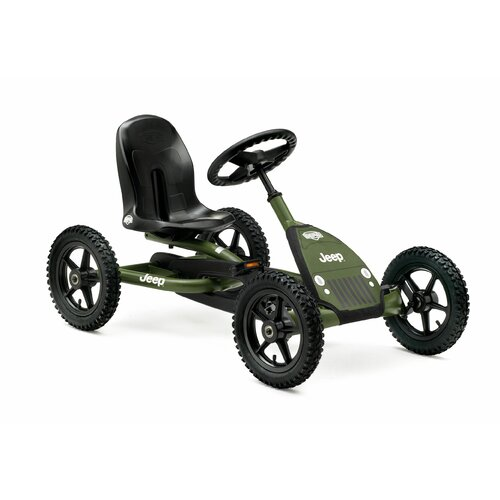 BERG Toys Jeep Junior Pedal Go Kart