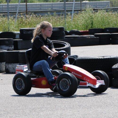 BERG Toys Race Ferrari 150 Italia Pedal Go Kart