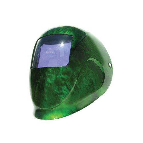 Fusion Python Welding Helmet With Varaible Shade 9 - 13 Auto-Darkening Lens With 5.25 sq. ...