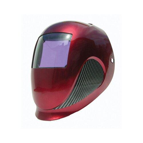 Town Python Welding Helmet With Varaible Shade 9 - 13 Auto-Darkening Lens With 5.25 sq. ...