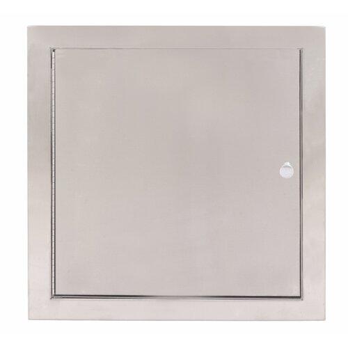 "Bradley Corporation Specimen Pass-Thru 13.38"" x 12.63"" Surface Mount Medicine Cabinet"