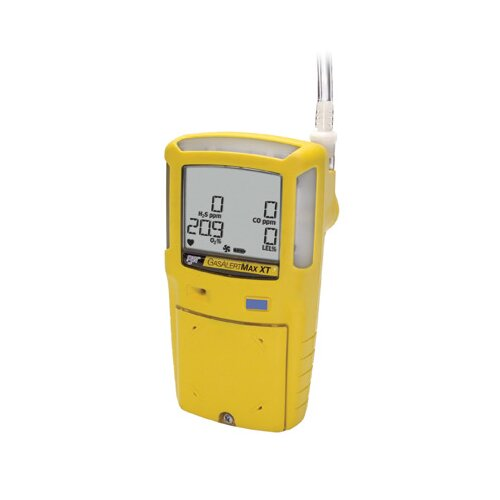 BW Technoligies Portable Multi-Gas Monitor For LEL, Oxygen And Carbon Monoxide