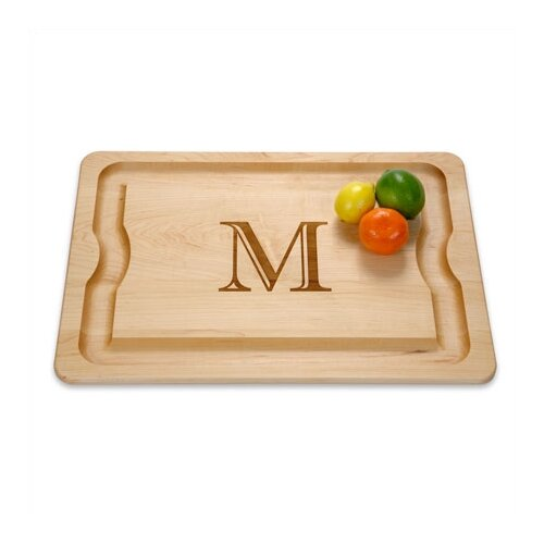 BBQ Cutting Board Monogrammed 16
