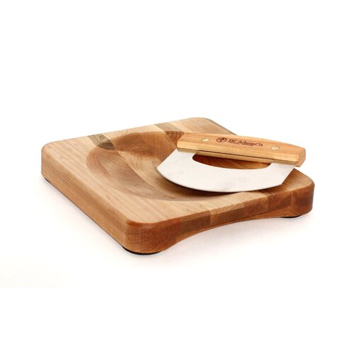 Herb Bowl Cutting Board