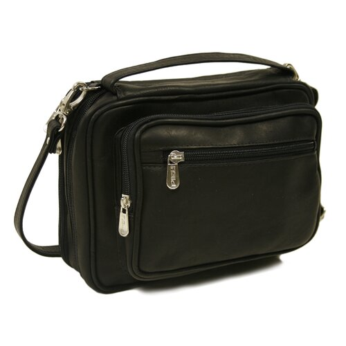 Small Leather Goods Book / Bible Carrier Shoulder Bag