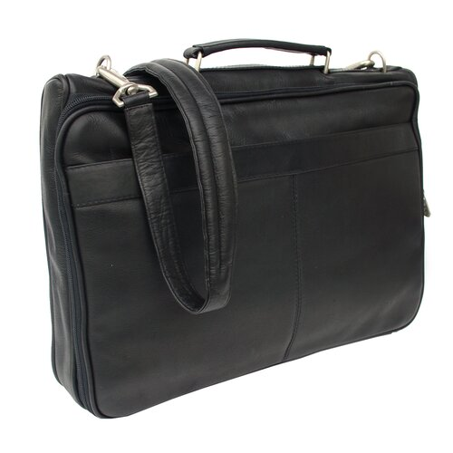 Entrepeneur Double Executive Laptop Briefcase