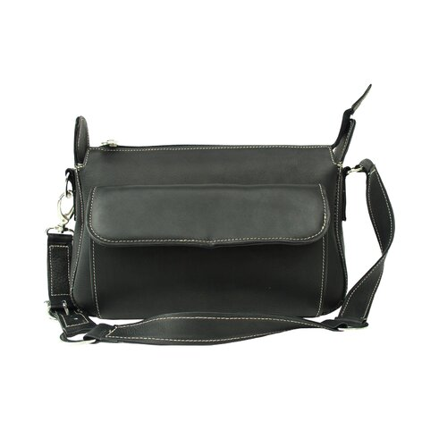 Piel Leather Shoulder Bag