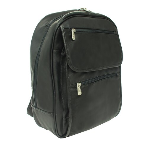 Flap-Over Computer Backpack
