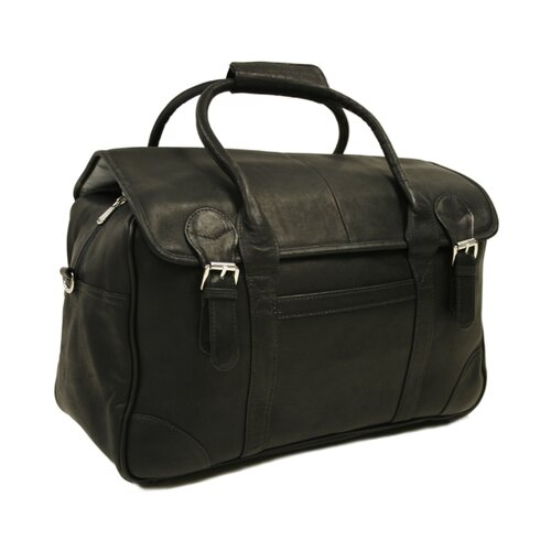 Traveler Flap-Over Carry-On in Black