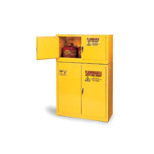 Eagle Manufacturing Company 16 Gallon Flammable Safety Storage Cabinet