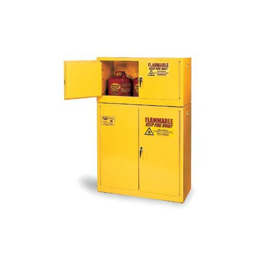Eagle Manufacturing Company 45 Gallon Flammable Safety Storage Cabinet