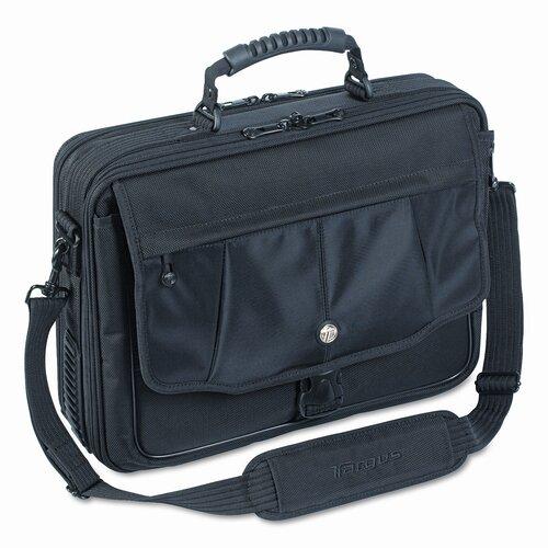 Targus® Targus Blacktop Deluxe Laptop Briefcase