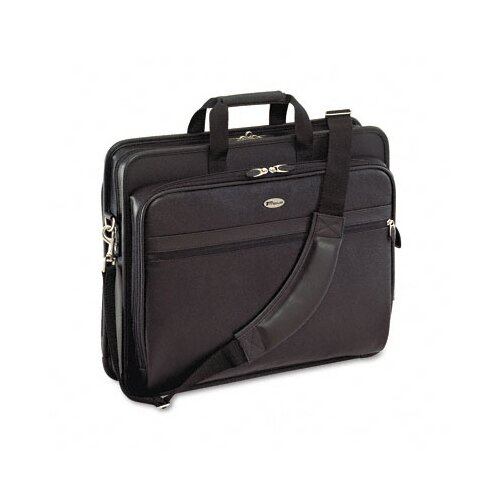 Targus® Targus Leather Laptop Briefcase