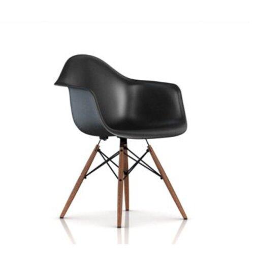 Herman Miller ® Eames Molded Fiberglass Armchair with Dowel Base