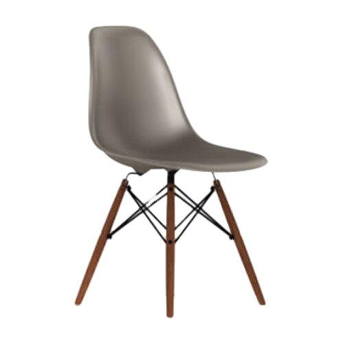 Herman Miller ® Eames DSW - Molded Plastic Side Chair with Dowel-Leg Base