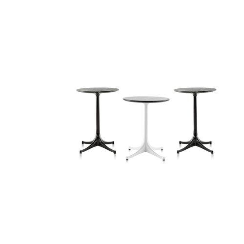 "Herman Miller ® Nelson™ Outdoor Pedestal Table, 17"""