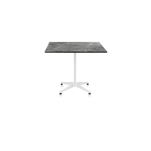 Herman Miller ® Eames® Outdoor Table with Square Top and Contract Base, 30""