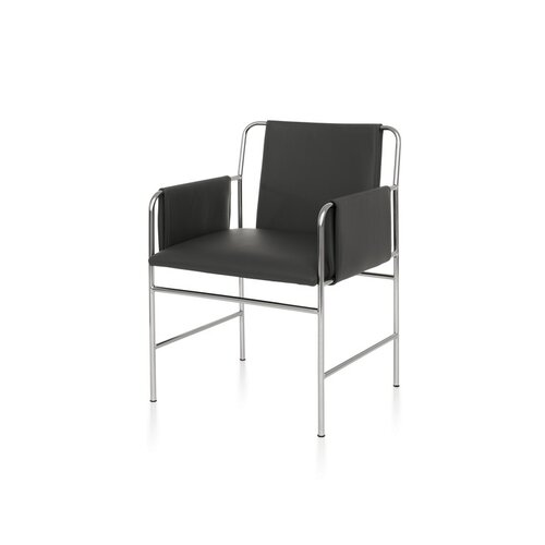 Herman Miller ® Geiger Envelope Leather Arm Chair