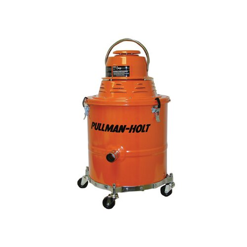 Pullman Holt 86ASB5D4C 5 Gallon Dry HEPA Vacuum 1-Horsepower For Asbestos Abatement With Tool Kit