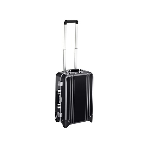 Classic Polycarbonate Carry On 2 Wheel Travel Case