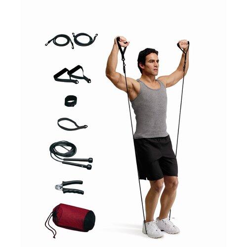 Valeo Inc Portable Fitness Kit