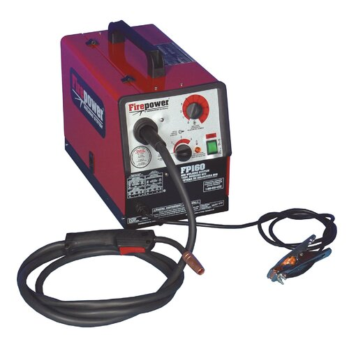 Victor Equipment Fp 160 Mig/Flux Welding System 230 Volt